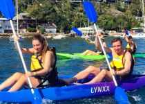 Adventure kayak