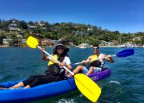 Kayak holidays
