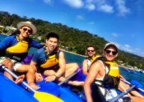 Local kayaking
